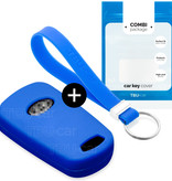 Kia Schlüssel Hülle - Blau