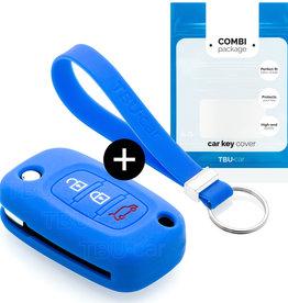 Smart Schlüsselhülle - Blau