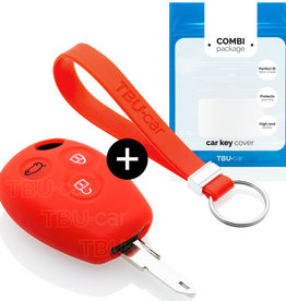 TBU·CAR Smart Schlüsselhülle - Rott