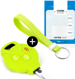 Smart Car key cover - Lime