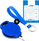 Smart Schlüssel Hülle - Blau