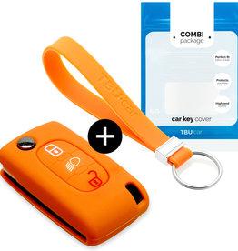 Peugeot KeyCover - Naranja