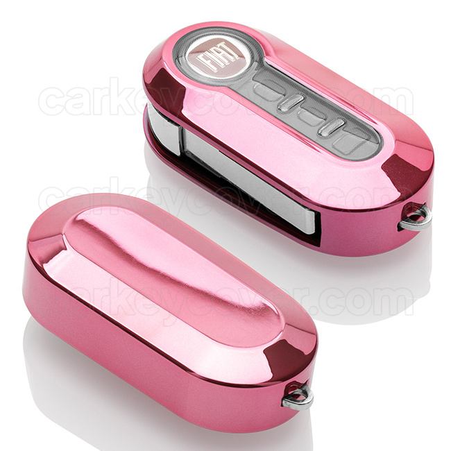 Fiat KeyCover - Rosa Cromo (Special)