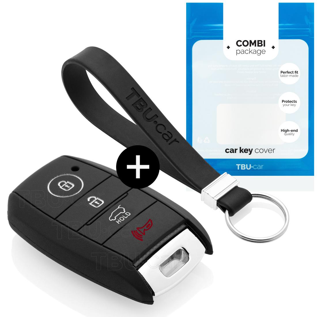 Hyundai Schlüssel Hülle - Schwarz