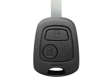 Peugeot - Standaard sleutel model D