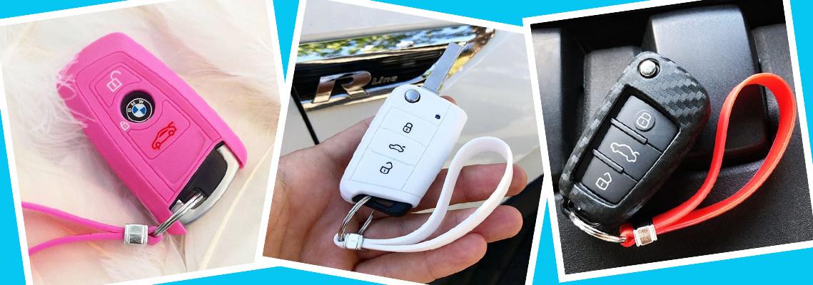 Car key cover