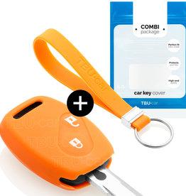 TBU car Honda Car key cover - Orange