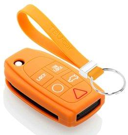 TBU car Volvo Schlüsselhülle - Orange