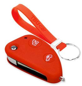 TBU car Alfa Romeo Funda Carcasa llave - Rojo