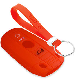 TBU car BMW Car key cover - Red