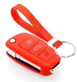 TBU car Audi Funda Carcasa llave - Rojo