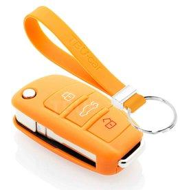 TBU car Audi Funda Carcasa llave - Naranja