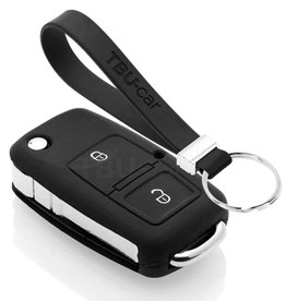 TBU car Audi Funda Carcasa llave - Negro