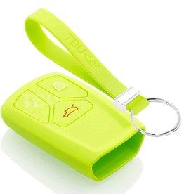 TBU car Audi Funda Carcasa llave - Verde lima