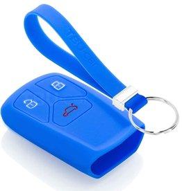TBU car Audi Funda Carcasa llave - Azul