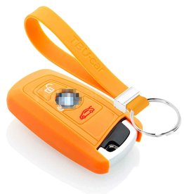 TBU car BMW Schlüsselhülle - Orange