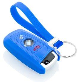 TBU car BMW Schlüsselhülle - Blau