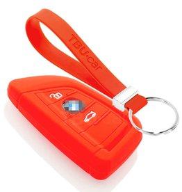TBU car BMW Car key cover - Red