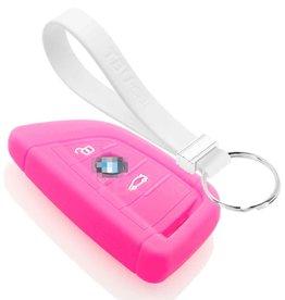 TBU car BMW Car key cover - Fluor Pink