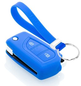 TBU car Citroën Car key cover - Blue