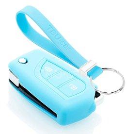 TBU car Toyota Schlüsselhülle - Hellblau