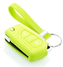 TBU car Toyota Sleutel Cover - Lime groen