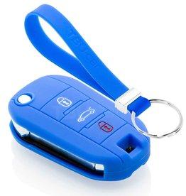 TBU car Citroën Schlüsselhülle - Blau