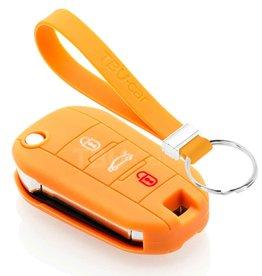 TBU car Peugeot Schlüsselhülle - Orange