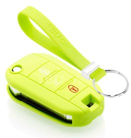 TBU car Peugeot Funda Carcasa llave - Verde lima