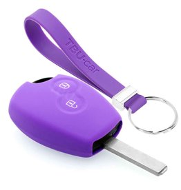 TBU car Dacia Car key cover - Purple