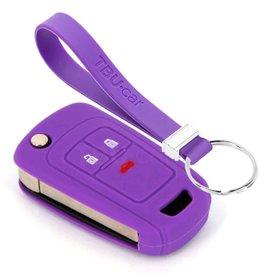 TBU car Chevrolet Car key cover - Purple