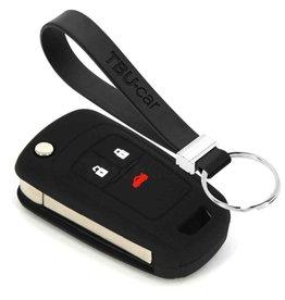 TBU car Chevrolet Car key cover - Black