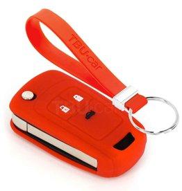 TBU car Chevrolet Car key cover - Red