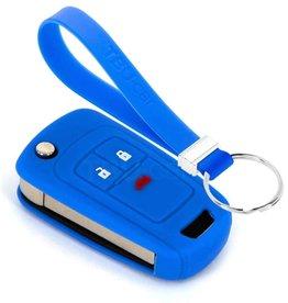 TBU car Chevrolet Funda Carcasa llave - Azul