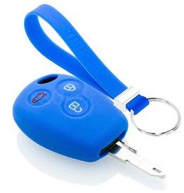 TBU car Dacia Car key cover - Blue