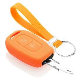 TBU car Dacia Car key cover - Orange