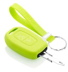 TBU car Dacia Car key cover - Lime