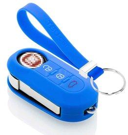 TBU car Fiat Sleutel Cover - Blauw