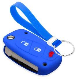 TBU car Fiat Schlüsselhülle - Blau