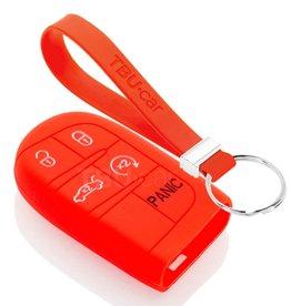 TBU car Jeep Funda Carcasa llave - Rojo