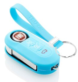 TBU car Lancia Car key cover - Light Blue