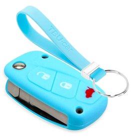 TBU car Lancia Car key cover - Light Blue