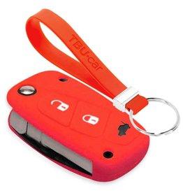 TBU car Lancia Car key cover - Red