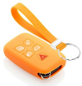 TBU car Range Rover Funda Carcasa llave - Naranja