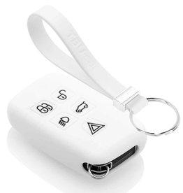 TBU car Range Rover Car key cover - White