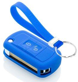 TBU car Land Rover Schlüsselhülle - Blau