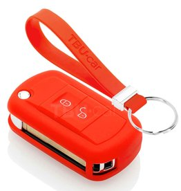 TBU car Land Rover Sleutel Cover - Rood