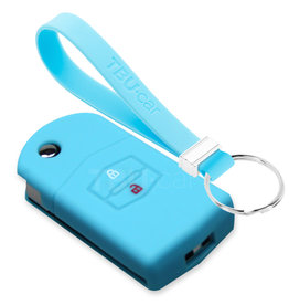 TBU car Mazda Car key cover - Light Blue
