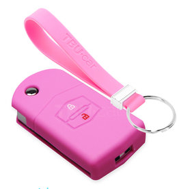 TBU car Mazda Car key cover - Pink