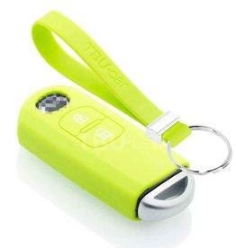 TBU car Mazda Sleutel Cover - Lime groen